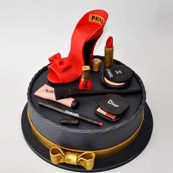 Мастика сахарная для лепки Irys da Modellaggio Nero черная_Торт к 8 Марта