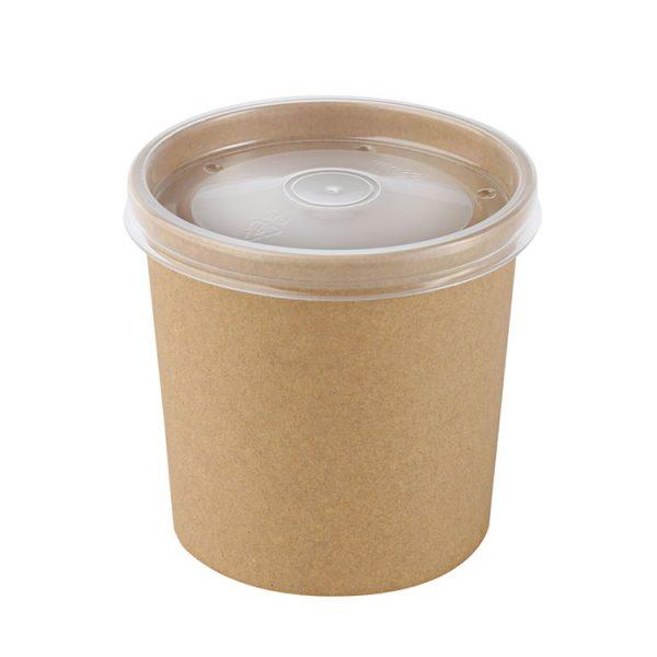 Упаковка для супа Эконом крафт