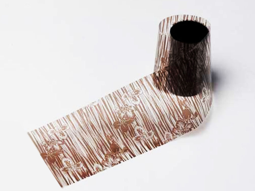 Бордюрная лента для кондитерских изделий 40mkm Нарциссы 510m_2