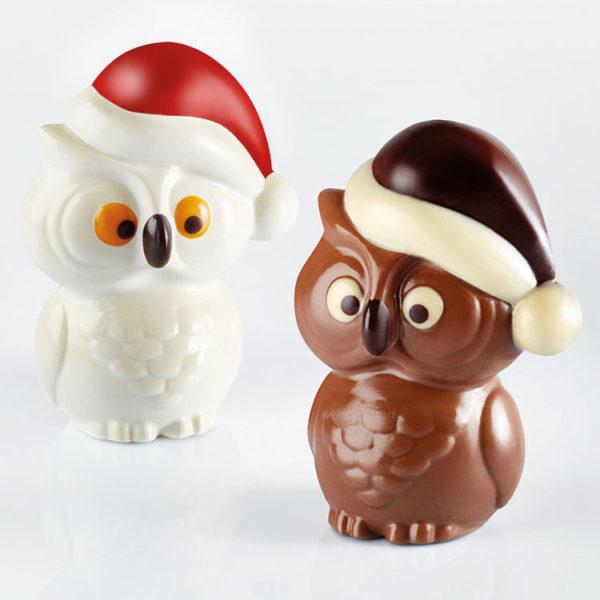 Форма для шоколада KT147-GUFO