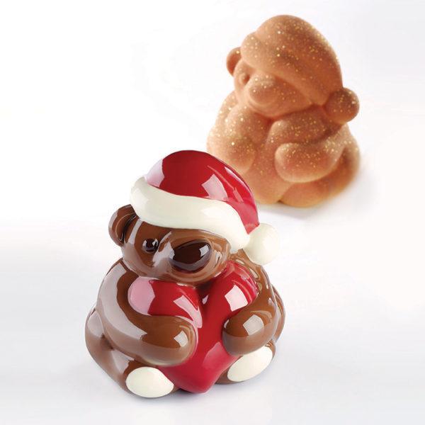 Форма для шоколада KT166 TEDDY