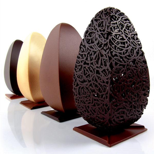 АртКондитер_Форма для шоколада KT70