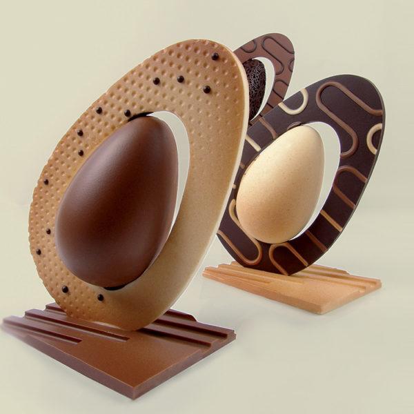 АртКондитер_Форма для шоколада KT71
