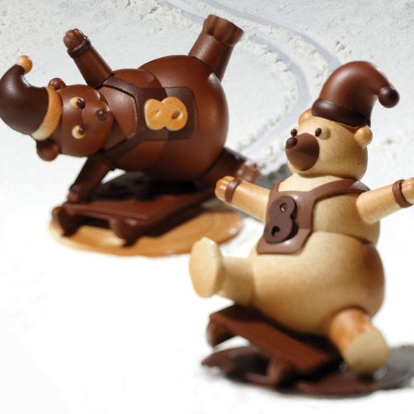 АртКондитер_Форма для шоколада KT93