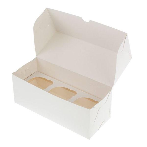 Короб для капкейков 3