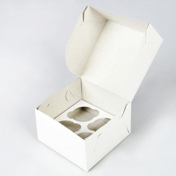 Короб для капкейков 4