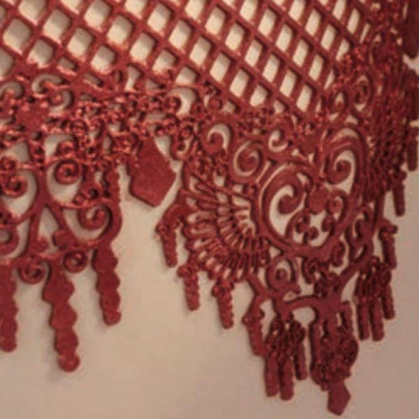 Коврик силиконовый для кружевного декора (айсинга) 135x368 SMD100-torta_1