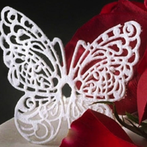 Коврик силиконовый для кружевного декора (айсинга) 80x140 TRD02-айсинг