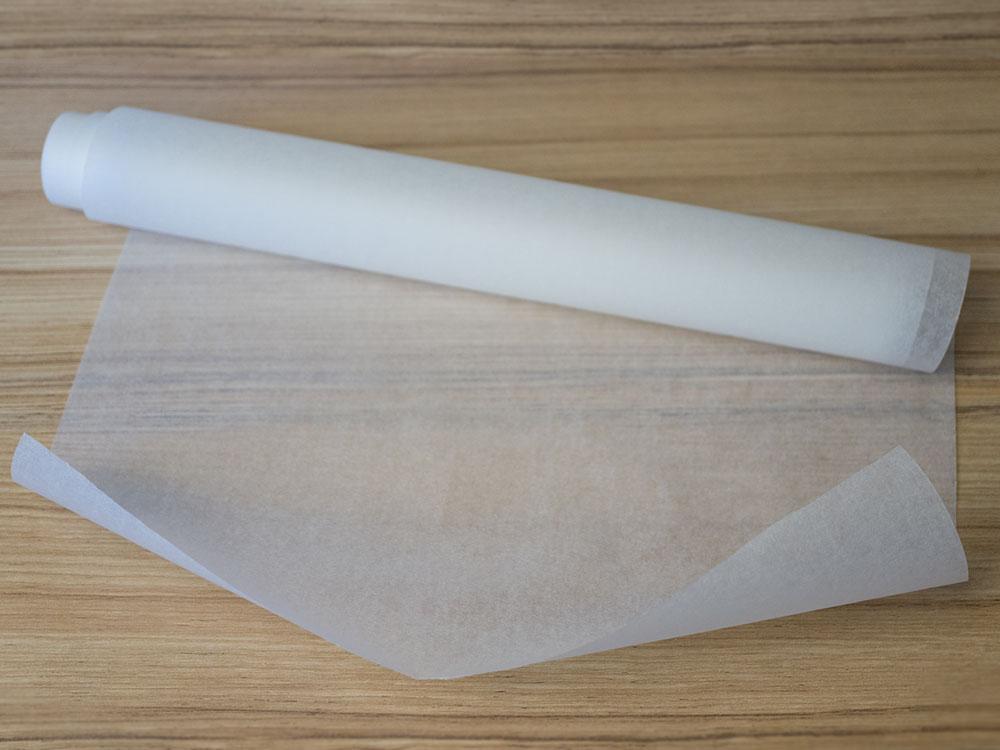 Пергамент в роликах с двусторонней силиконизацией белый_1