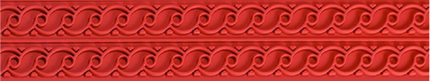 Коврик силиконовый для декорирования кондитерских изделий TB07