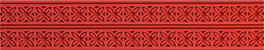Коврик силиконовый для декорирования кондитерских изделий TB08
