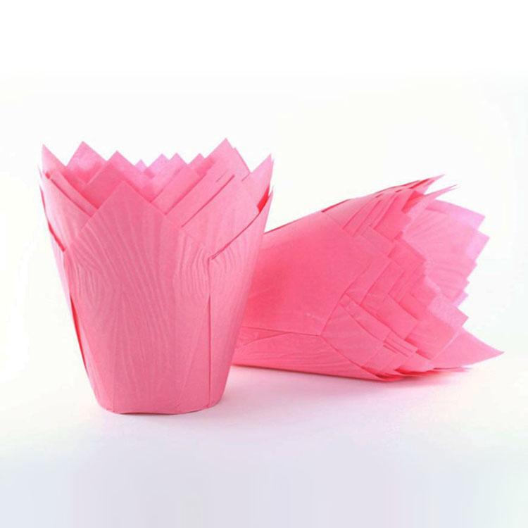 Форма Тюльпан розовый