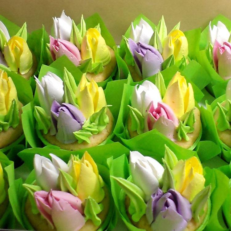 Форма Тюльпан зеленый_1