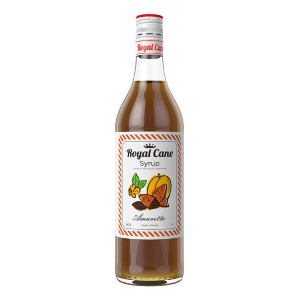 Натуральный сироп Royal Cane Амаретто