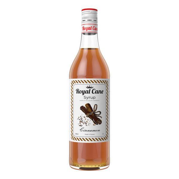 Натуральный сироп Royal Cane Корица
