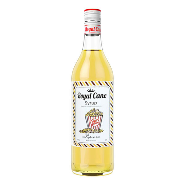 Натуральный сироп Royal Cane Попкорн