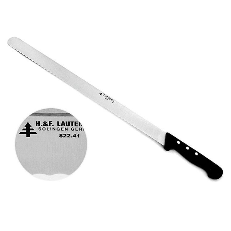 Нож с рифленым краем лезвия 822.41