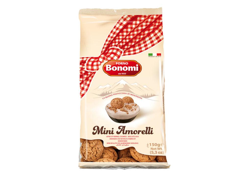 Печенье Amaretti Bonomi 150г