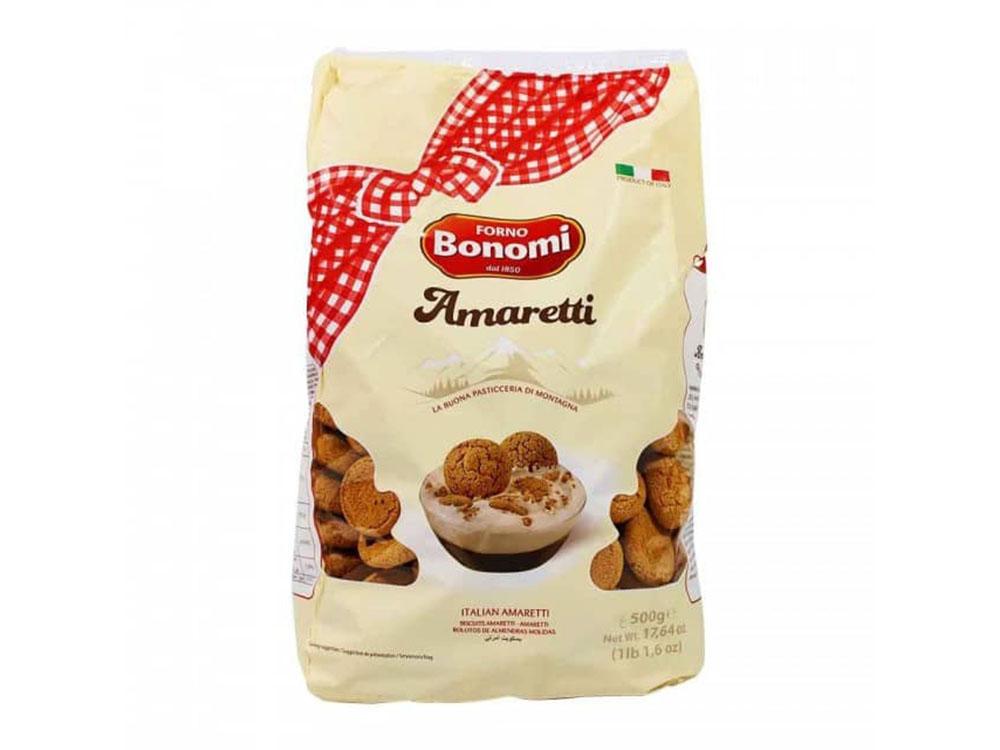 Печенье Amaretti Bonomi 500г