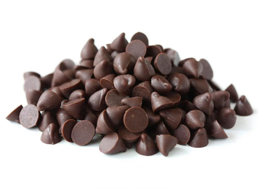 Шоколадная капля Карибе темная