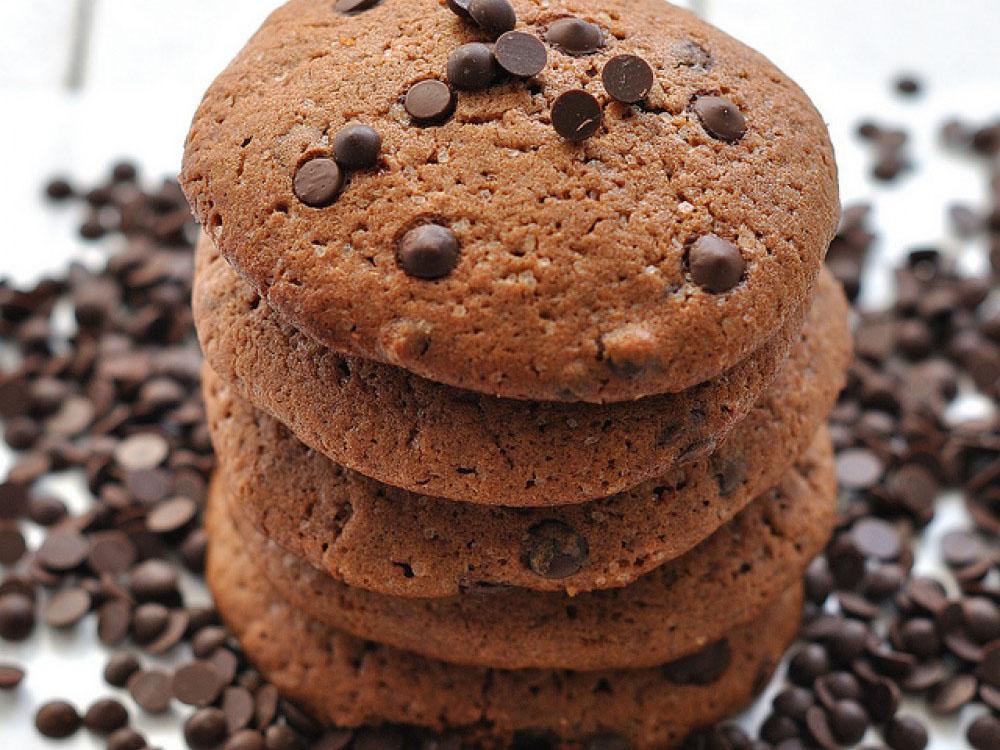 Шоколадная капля Карибе темная_десерт2