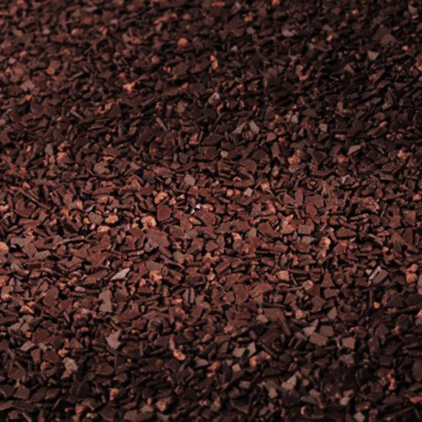 Шоколадная крошка Карибе темная
