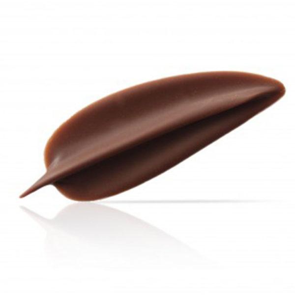 Декоративное украшение из натурального шоколада 77056 Elegance milk