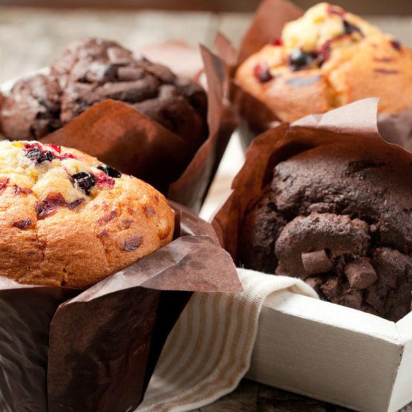 Сухая смесь Fiorfiore Muffin C20 для маффинов_ пример