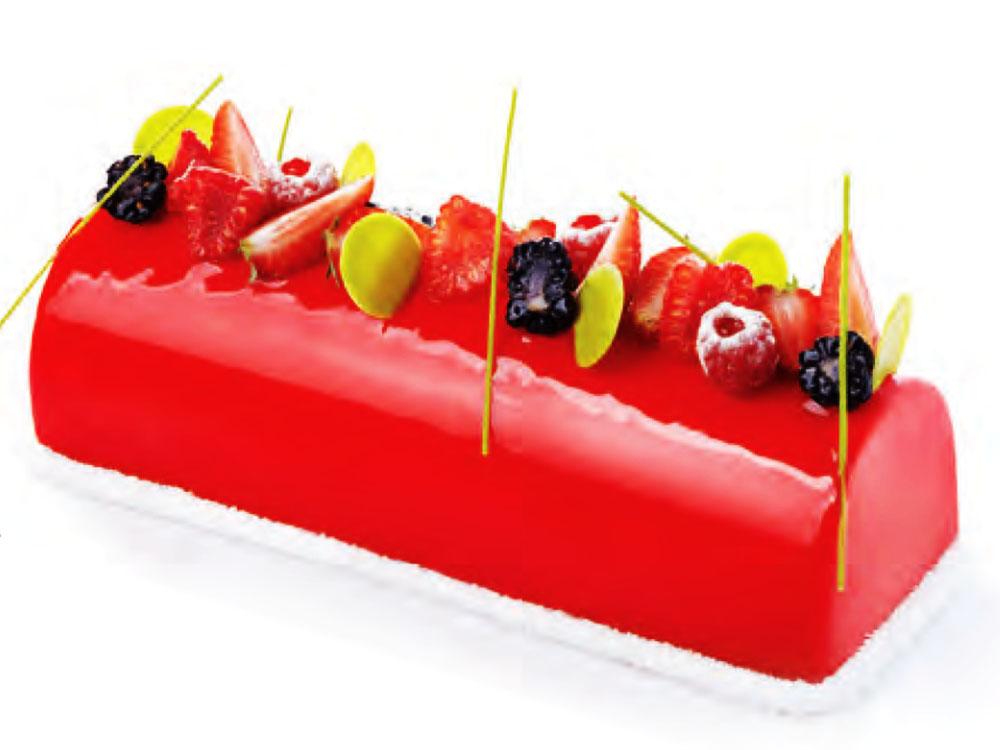 Форма для муссовых тортов KE012