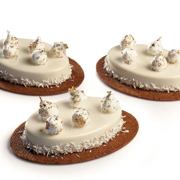 Набор для мини-пирожных PX4336S-MONO_ovale