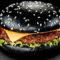Черный, красный или зеленый бургер? Легко!