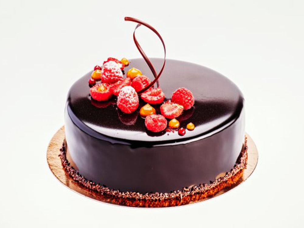 Глазурь для покрытия тортов CARAVELLA Cake Cocoa Черный шоколад_2