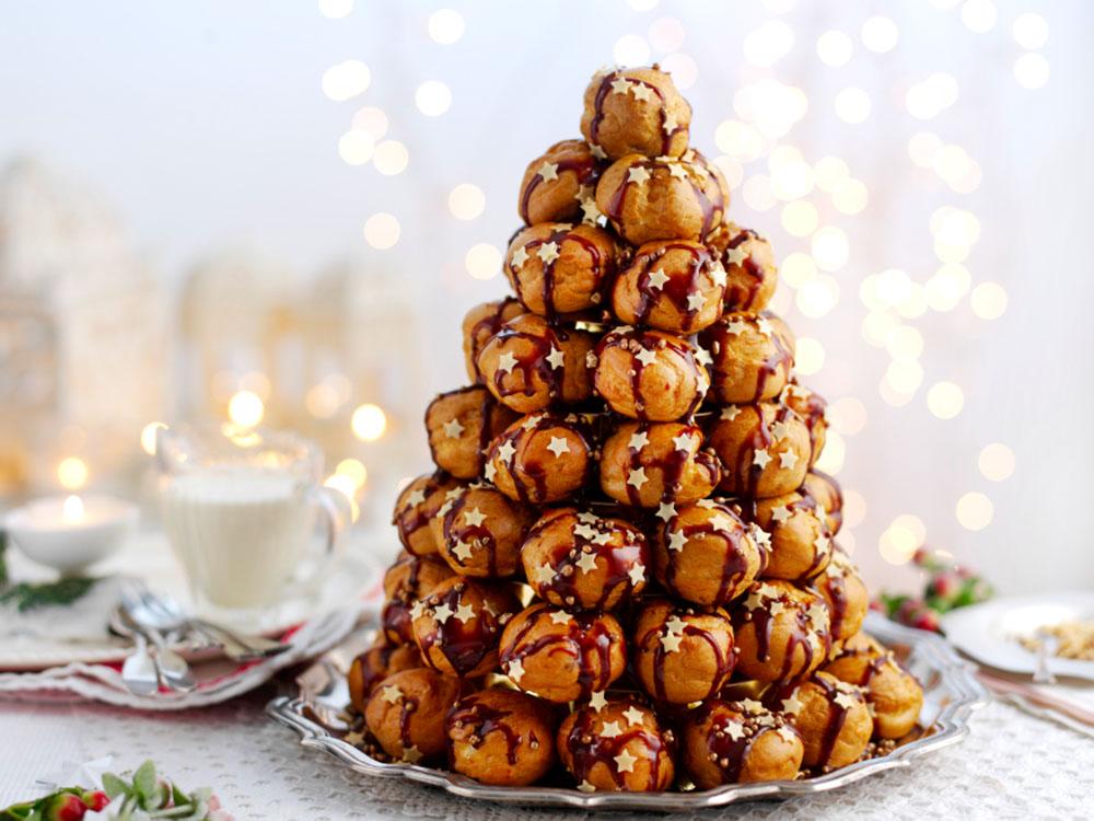 Десерт крокембуш_1