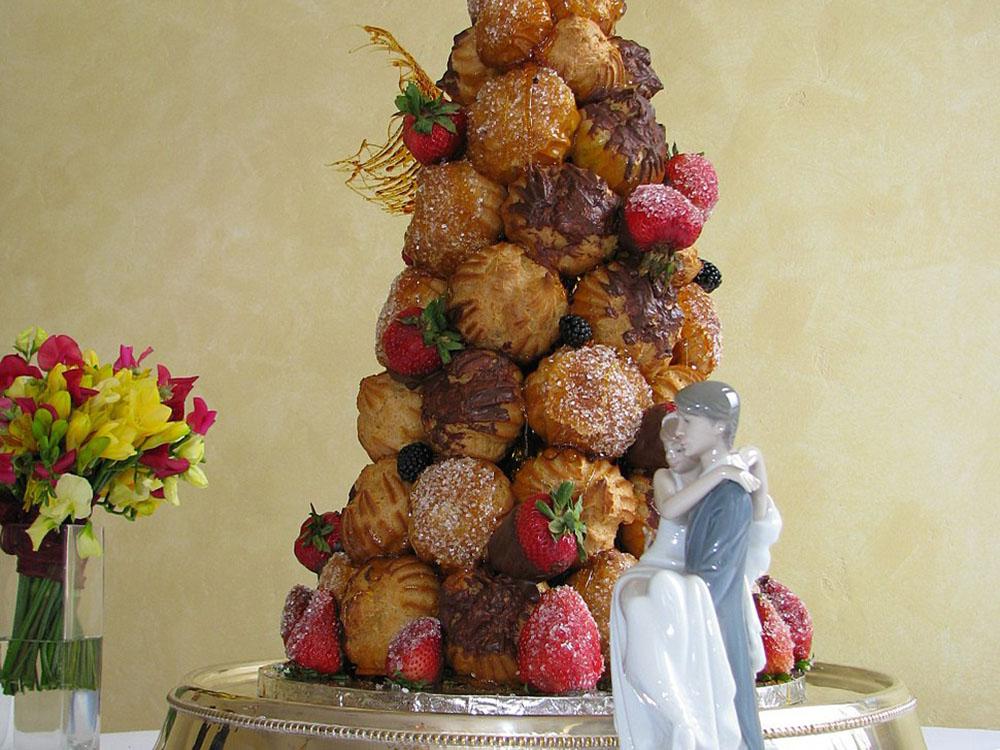 Десерт крокембуш_2
