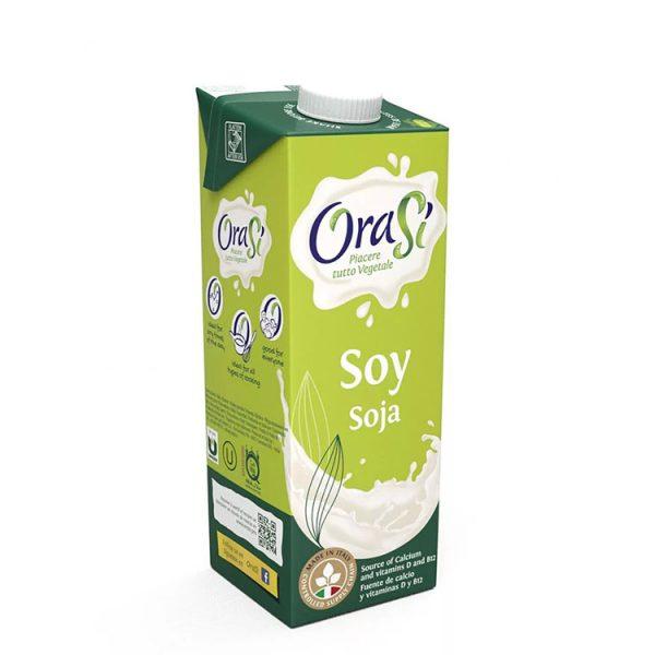 Соевый напиток OraSi Soy (ОраСи Соя)