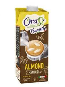 Безалкогольный напиток OraSi Barista Almond (миндаль) в новость