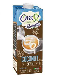 Безалкогольный напиток OraSi Barista Coconut (кокос) в новость