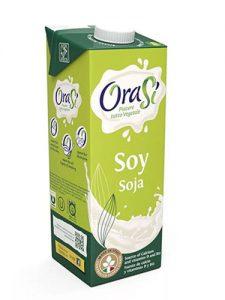 Соевый напиток OraSi Soy (ОраСи Соя) в новость