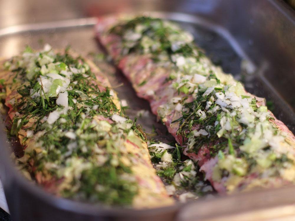 Чабер_Мясо с зеленью