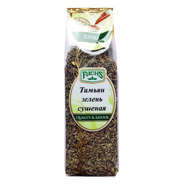 Тимьян зелень сушеная 25 г