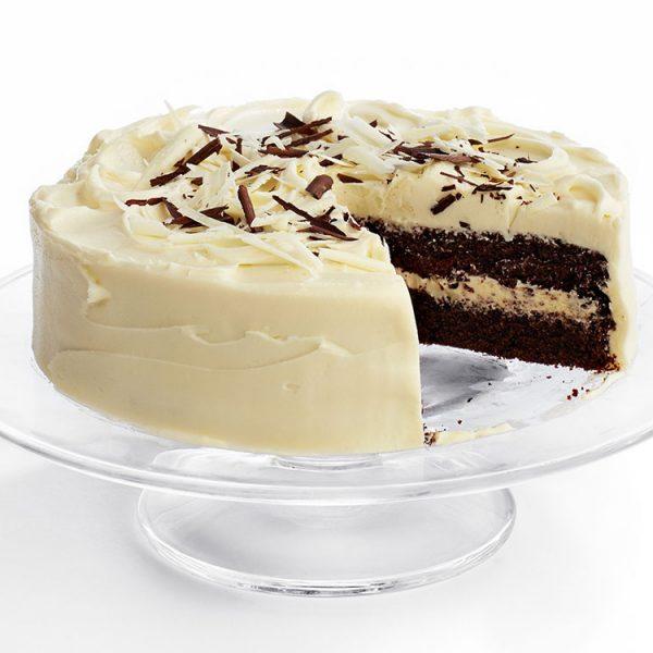 Глазурь кондитерская CARIBE CAKE White КАРИБЕ КЕЙК со вкусом белого шоколада
