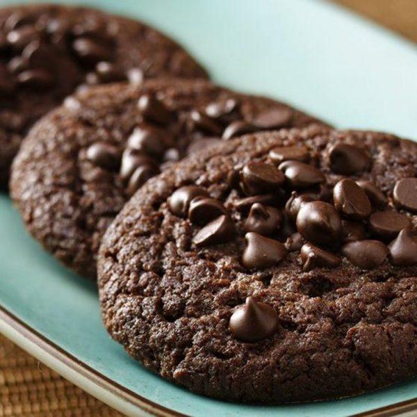 Печенье шоколадное Кукис