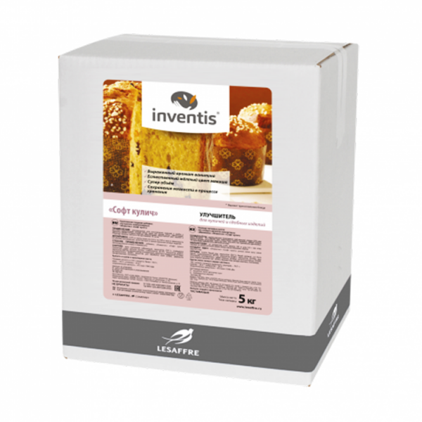 Улучшитель хлебопекарный Inventis «Софт кулич» 10 кг