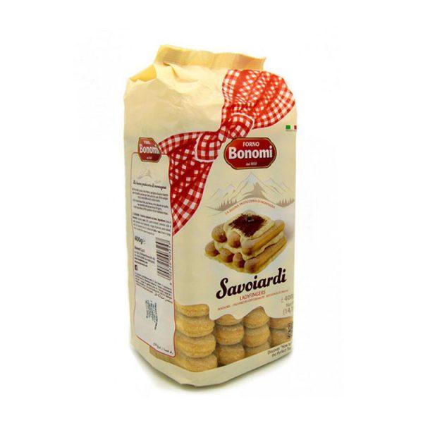 Печенье Савоярди Bonomi 400г