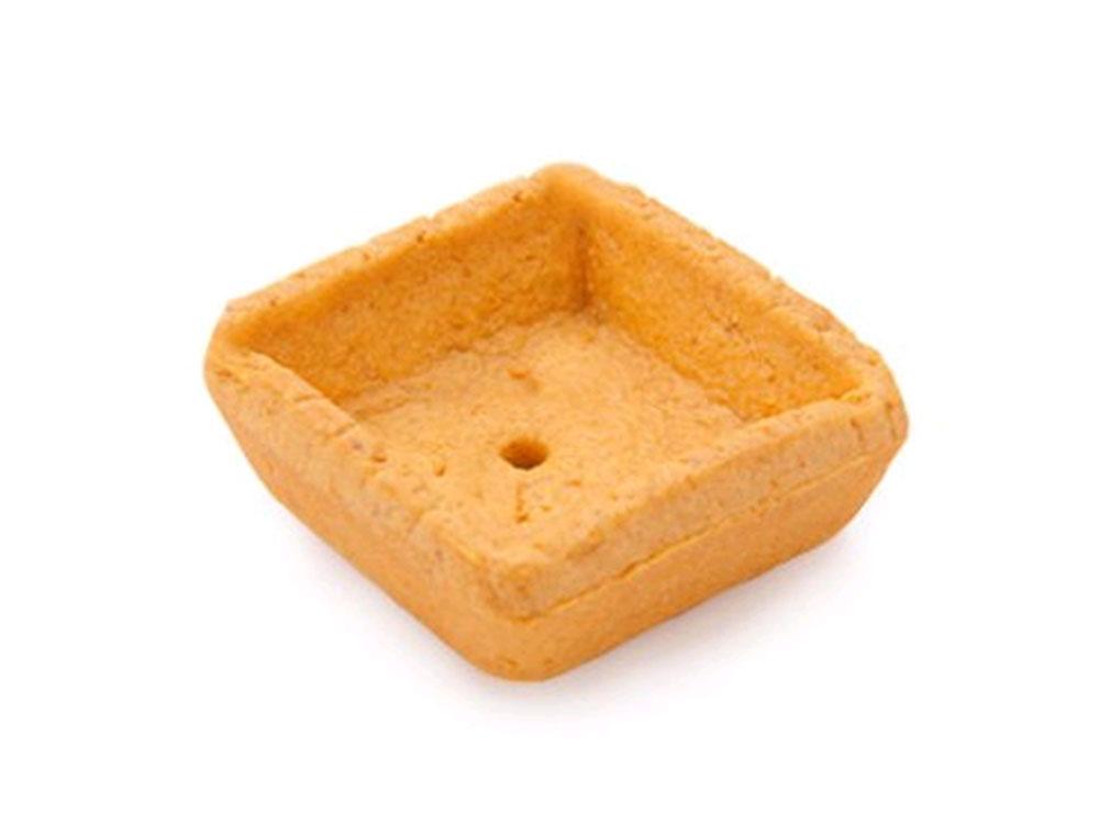 Тарталетка квадратная пицца