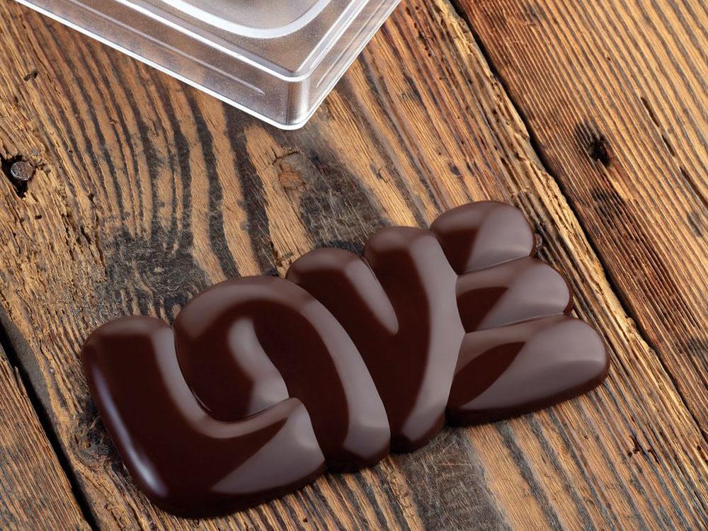 Форма для конфет 155x77 h10PC5000 LOVELY_1