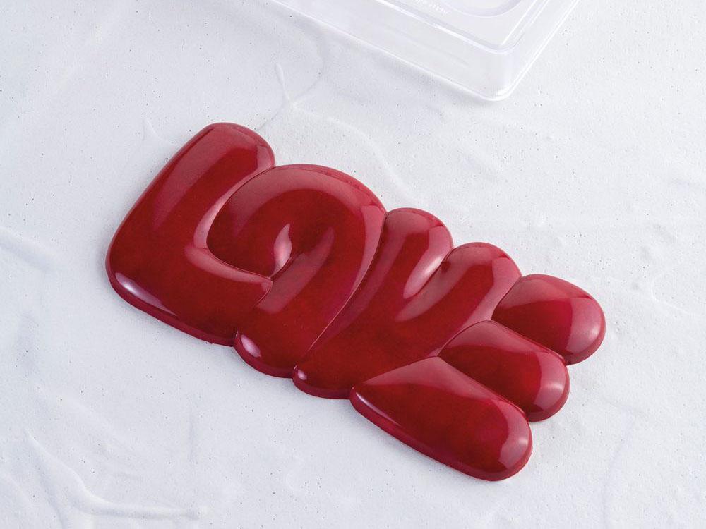 Форма для конфет 155x77 h10PC5000 LOVELY_2