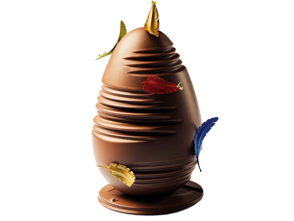 Шоколадное яйцо-Арткондитер