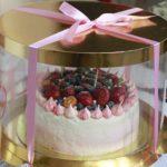 Торт в тубусе12