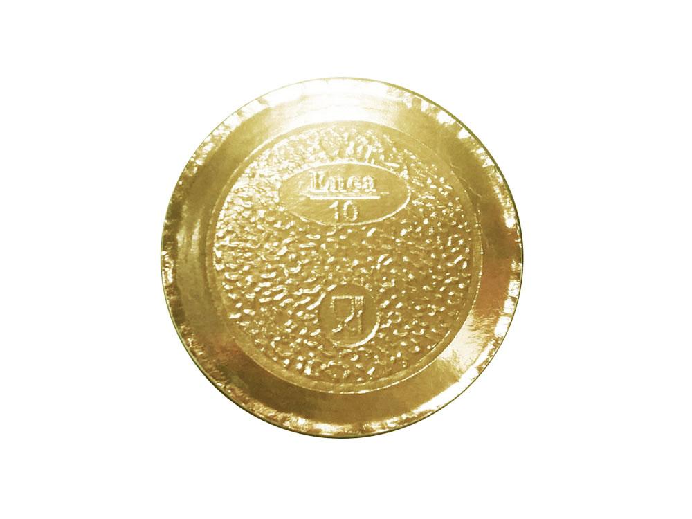Поднос золото Enea10